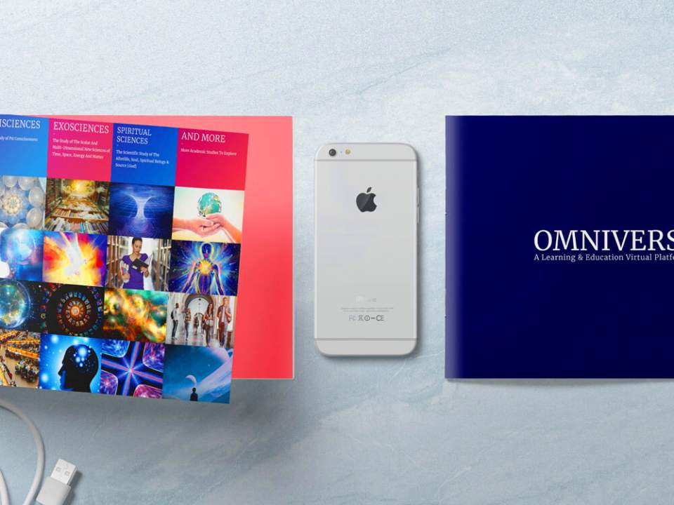 Omniversity, Press Kit, Graphics